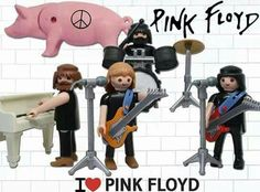Minifigura Lego, Legos, Roger Waters David Gilmour, Pink Floyd Roger Waters, Atom Heart Mother, Playmobil Toys, Best Rock Bands, Dance Like No One Is Watching, Everything Pink