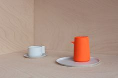 1500 is a bright, minimal tableware collection created by Cologne, Germany, designed by Gerdesmeyer & Krohn.