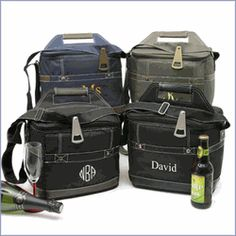 Loden Personalized Cooler Bag 26 95
