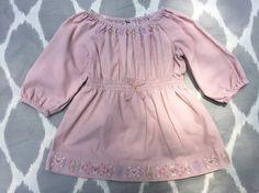 Check out this listing on Kidizen: Embroidered Corduroy Dress via @kidizen #shopkidizen