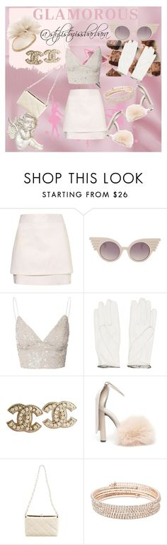 """#92"" by stylistmissbarbar on Polyvore featuring мода, Jeremy Scott, Glamorous, Chanel, Alexander Wang, Anne Klein и Anne-Sophie Coulot"
