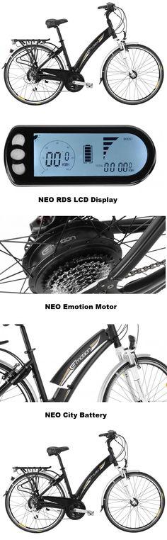 BH Emotion NEO City Electric Bike