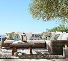 Outdoor Sectionals | Pottery Barn