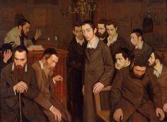 Maurice Minkowski (Polish-Jewish painter, 1881-1930)