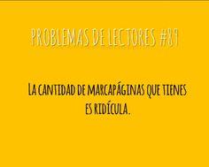 Problemas de lectores #89