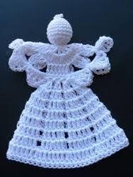 Afbeeldingsresultaat voor angel crochet pattern