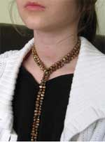 11 Ways to Wear a Rope Necklace - Daily Beading Blogs - Blogs - Beading Daily