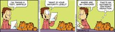 Garfield for 2/3/2015 | Garfield | Comics | ArcaMax Publishing