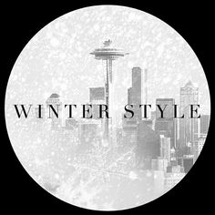 Winter Style Badge
