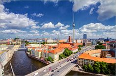 Marcus Klepper - Berlin City Skyline