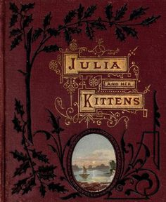 Julia Cary and her kitten