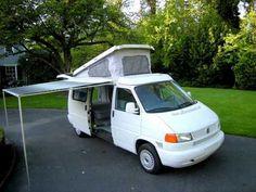 1997 VW Camper Van Eurovan FULL Camper - classifieds - reachoo.com