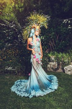 FLOWER MOHAWK Photog