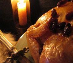 Pollo a la miel, Festín de Hielo y Fuego, recetas