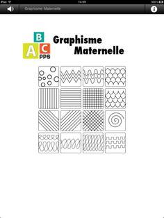 GraphismeMaternelle: soubor grafomotorických cvičení s obrázkovou motivací