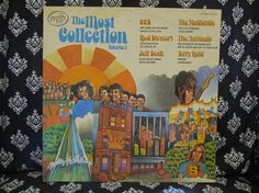 The Most Collection Volume 1 Record LP Album