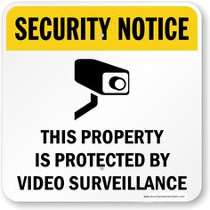 How To Build A Powerful Budget Friendly Video Surveillance System For SMB Retailers Video Security System, Security Camera System, Home Security Systems, Home Video Surveillance, Cctv Surveillance, Retail Security, Property Signs, Wireless Alarm System, Sign Materials