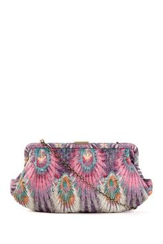 Urban Expressions Carnival Clutch