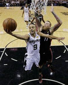 Informando24Horas.com: Parker firma nueva extensión de contrato con Spurs...