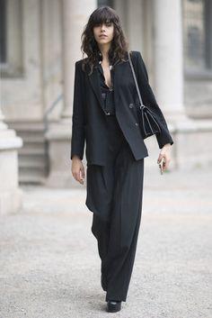 Street-Styles: Dress for Success - VOGUE