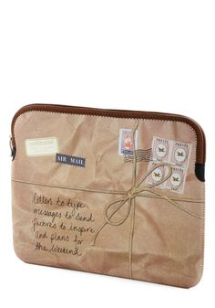 postage laptop sleeve