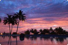 La Polynésie française Sun Sets, France, Paradis, Coin, Destinations, Celestial, Photos, Wedding, Travel