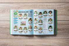 World Cup - Panini Fußballsticker 1970 - 2014 - 11FREUNDE SHOP - Fußball Buch