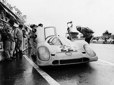 porsche_917k. As filmed in Le Mans noticias.coches.com