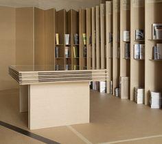 Foldaway Bookshop by Campaign