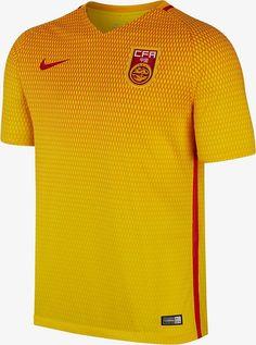 Nike divulga as novas camisas da China - Show de Camisas Camisas De  Futebol def9278b6b979