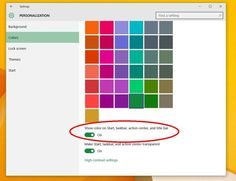 How to restore color to the title bars in #Windows10 http://cnet.co/1NQHN25