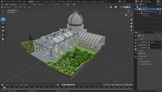 """I didn't touch blender for round about 10 year and now i came across this! MC > Blender. Now i need to lern everthing new. ^^"""" 10 Years, Touch, Minecraft Palace"""