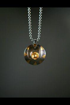 Flux jewellery school competition entry by Judit Patkos