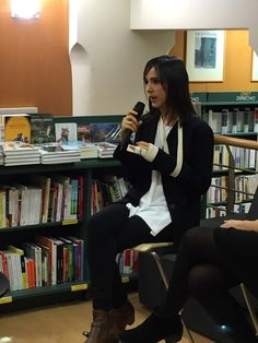 Presentación de 'Detox SEN' de Núria Roura en  la Casa del Libro de Barcelona.