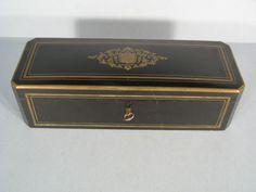 eBay, c'est vous! Achetez BOITE A GANTS NAPOLEON III  / COFFRET A GANTS…