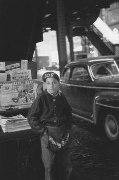 Henri Cartier-Bresson, Chicago, Illinois, USA, 1947. © Henri Cartier-Bresson/Magnum Photos.