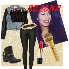 Selena was definitely a fashionista 😍 Selena Quintanilla Perez, Selena Costume, Summer Outfits, Cute Outfits, Modern Fashion, Types Of Fashion Styles, Role Models, Fashion Beauty, Women's Fashion