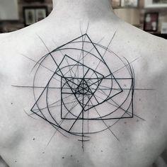 Потрясающие Татуировки бразильского художника Фрэнка Carrilho