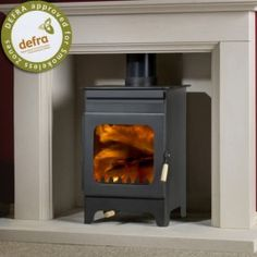 Burley Hollywell 5kW Wood Burning Stove