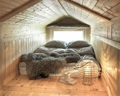 "dream-house-inspiration: "" Request by anonymous "" Romantic Master Bedroom, Cosy Bedroom, Master Bedroom Design, Bedroom Decor, Cozy Room, Bohinj, Attic Bedrooms, Compact Living, Attic Spaces"