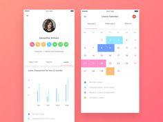 HReasily - App - Leave Calendar