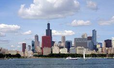 Chicago (USA) - Chicago in USA. Chicago Usa, Willis Tower, Building, Travel, Viajes, Buildings, Destinations, Traveling, Trips