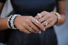 VIVALUXURY. Love her blog, everything is styled to perfection