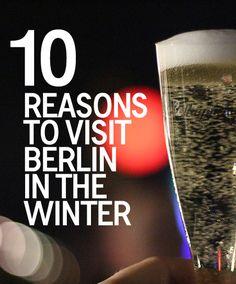 Why you should visit Berlin in the winter! #visitberlin #visit_berlin