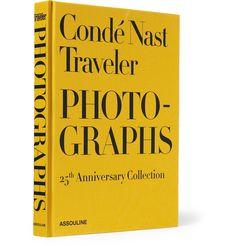 Condé Nast Traveler'a damga vuran fotoğraflar Assouline'den çıkan bu kitapta buluşuyor. Tam bir koleksiyon parçası. assouline. C com, 95 Dolar