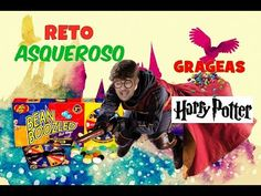 JUDIAS ASQUEROSAS CHALLENGE-QUIERO LLORAR-DESAFIO DE LAS JUDIAS ASQUEROSAS HARRY POTTER RETO - YouTube