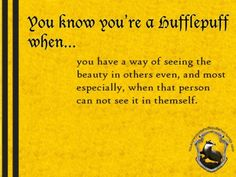 you have a way of seeing the beauty in others, even and most especially, when that person can not see it in themself.
