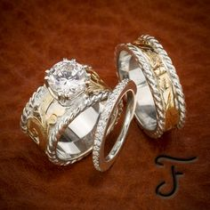 R-10S, R-6, and R-7S - Fanning Jewelry