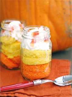 Candy Corn Sweets & Treats - Bites From Other Blogs - Love From The Oven