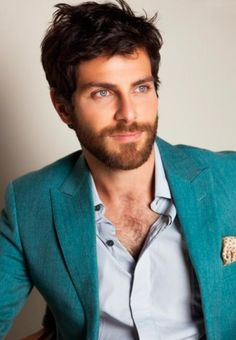 I know he's already on this board, but you simply CANNOT have too much David Giuntoli